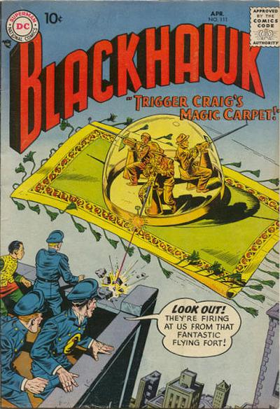 Blackhawk Vol 1 111