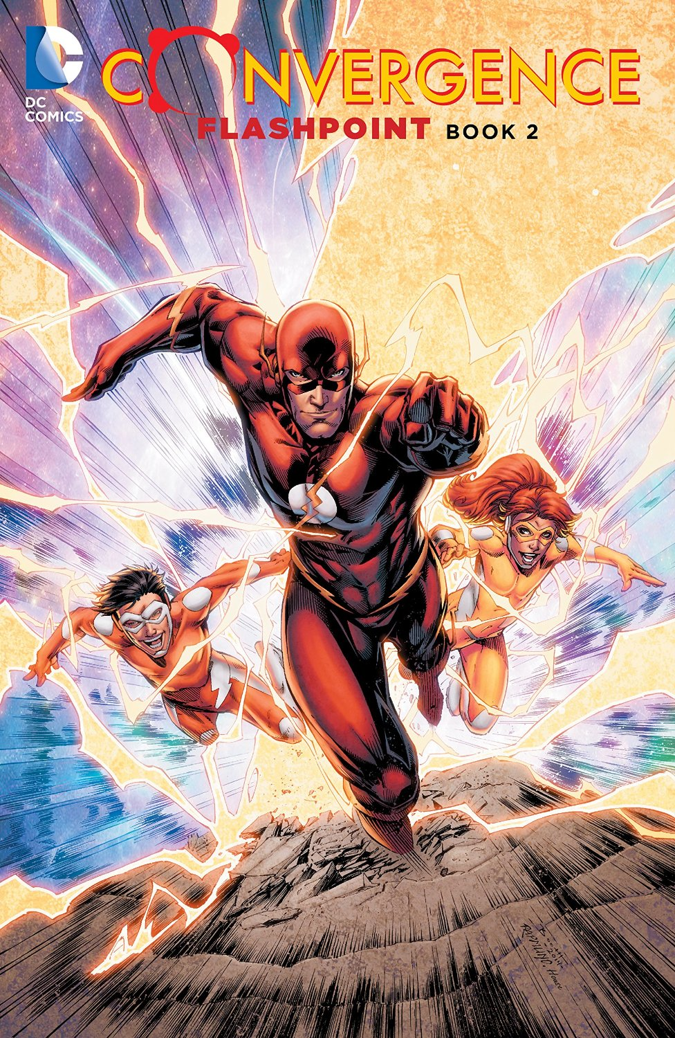 Convergence: Flashpoint Book Two (Collected)