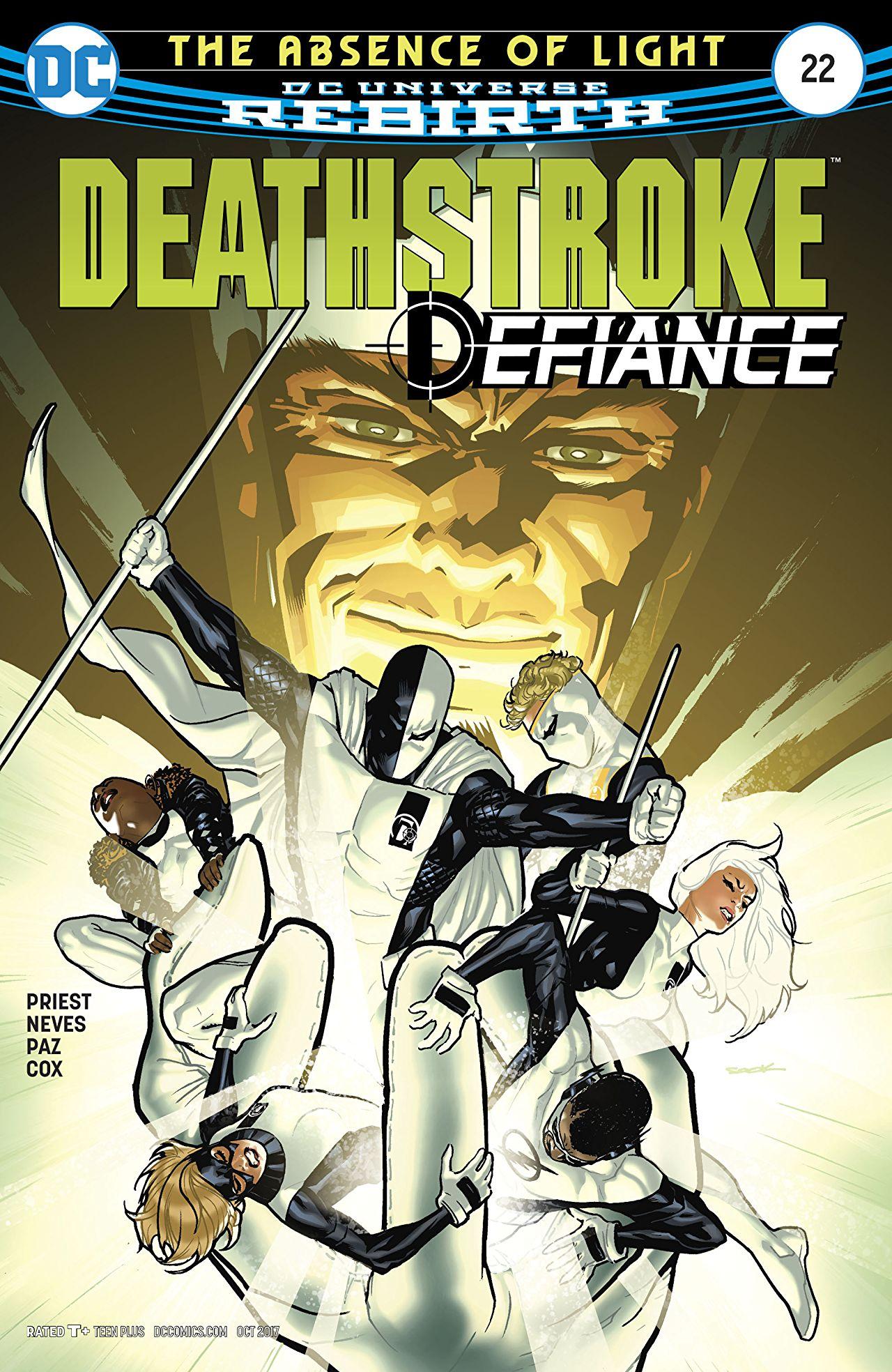 Deathstroke Vol 4 22