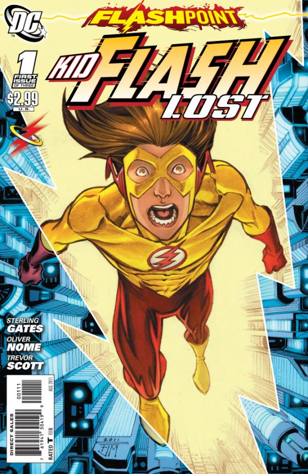 Flashpoint: Kid Flash Lost Vol 1