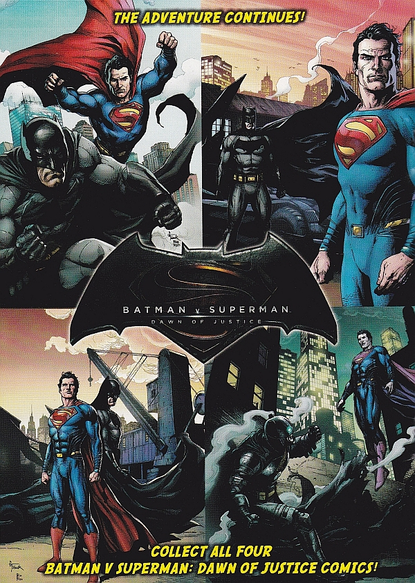 General Mills Presents Batman v Superman: Dawn of Justice Vol 1