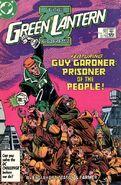 Green Lantern Corps Vol 1 205