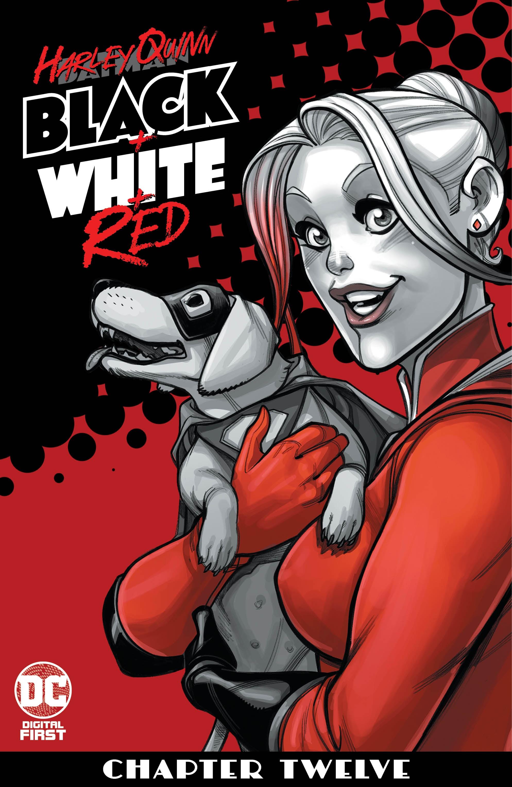 Harley Quinn: Black + White + Red Vol 1 12 (Digital)
