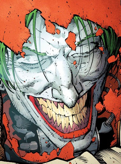 Joker (Last Knight on Earth)