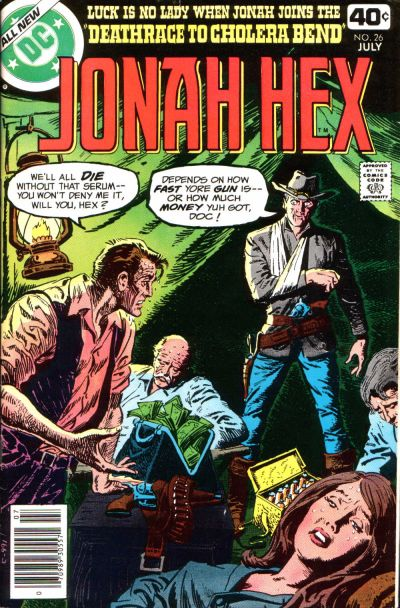 Jonah Hex Vol 1 26
