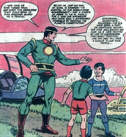 Jor-El I (Earth-One)
