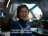Legends (Arrowverse: Earth-74)