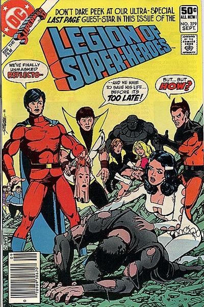 Legion of Super-Heroes Vol 2 279