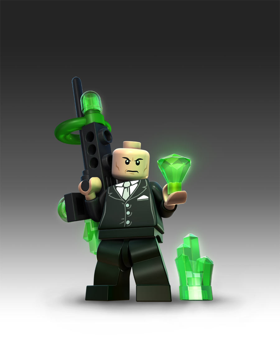 Lex Luthor (Lego Batman)