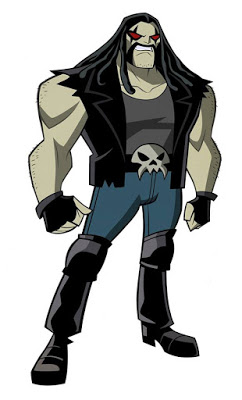 Lobo (Justice League Action)