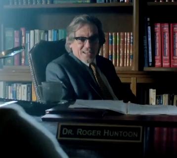 Roger Huntoon (Arrowverse)