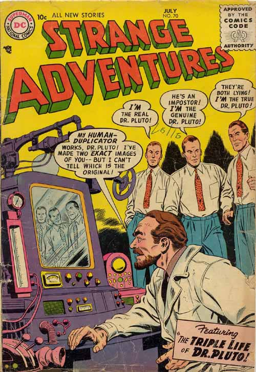 Strange Adventures Vol 1 70
