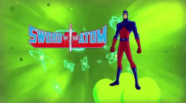 Sword of the Atom (Shorts) Episode: Chapter Four: Battle of the Tiny Titans