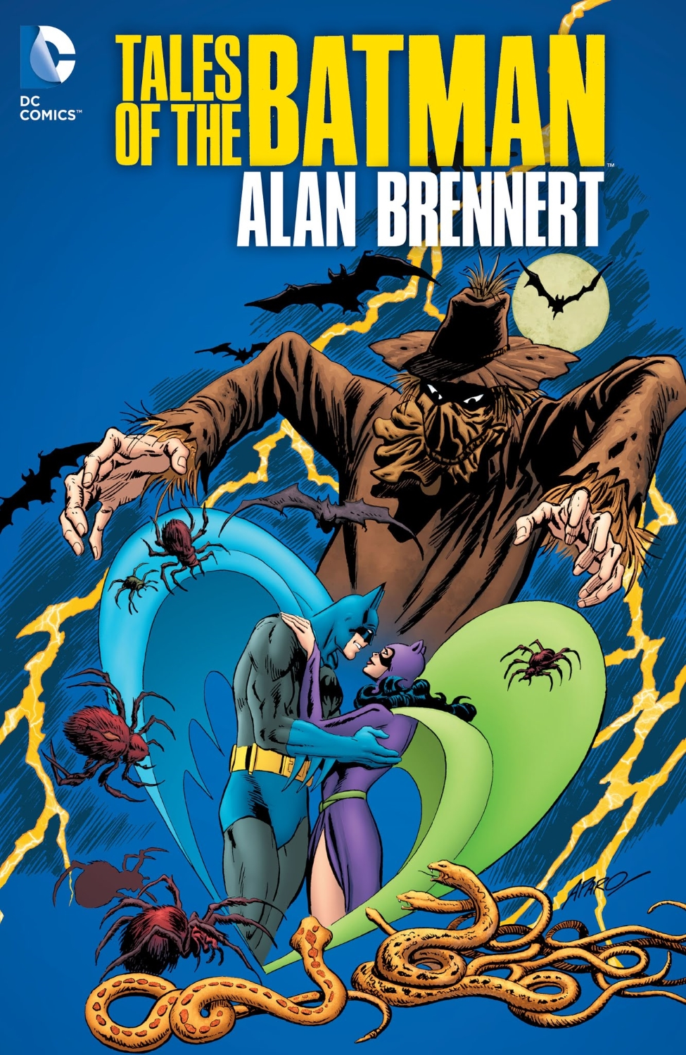 Tales of the Batman: Alan Brennert (Collected)
