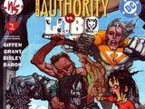The Authority/Lobo Vol 1