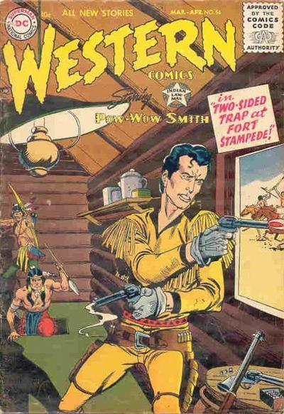 Western Comics Vol 1 56