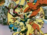 Who's Who in the Legion of Super-Heroes Vol 1