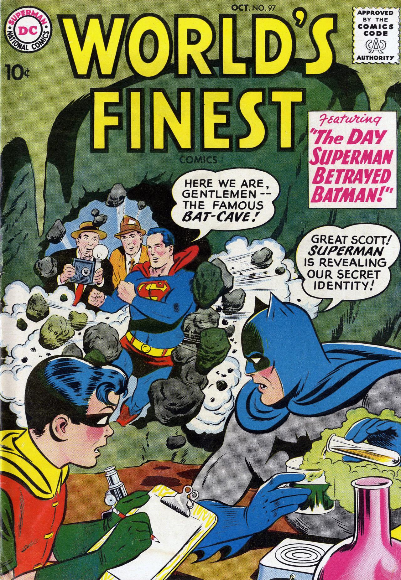 World's Finest Vol 1 97