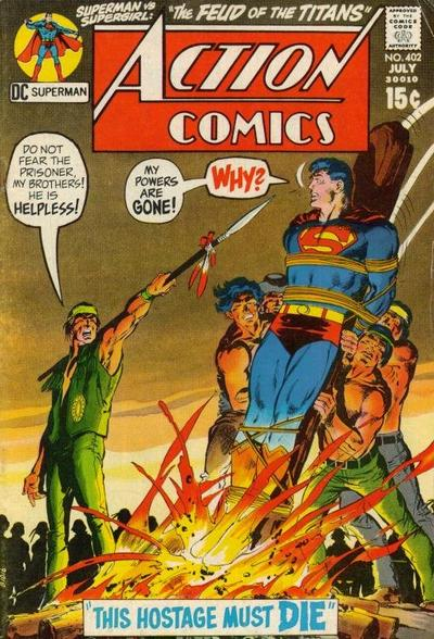 Action Comics Vol 1 402
