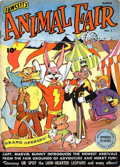Animal Fair Vol 1