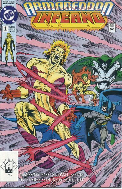 Armageddon: Inferno Vol 1 1