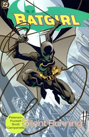 Batgirl: Silent Running (Collected)