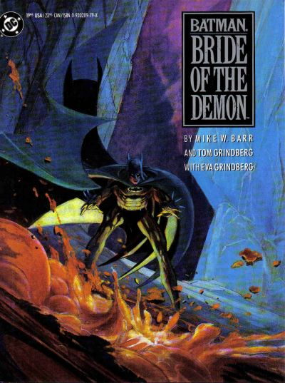 Batman: Bride of the Demon
