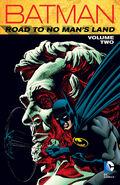 Batman Road to No Man's Land Vol 2 Collected