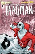 DC Universe Presents Vol 1 2 Cover