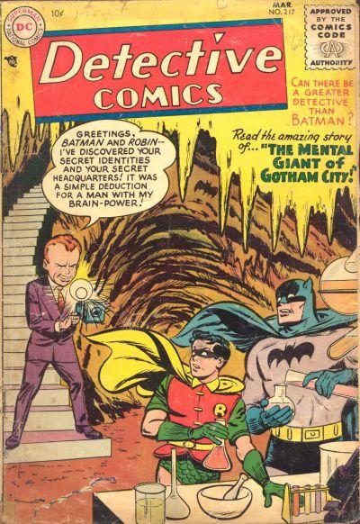 Detective Comics Vol 1 217