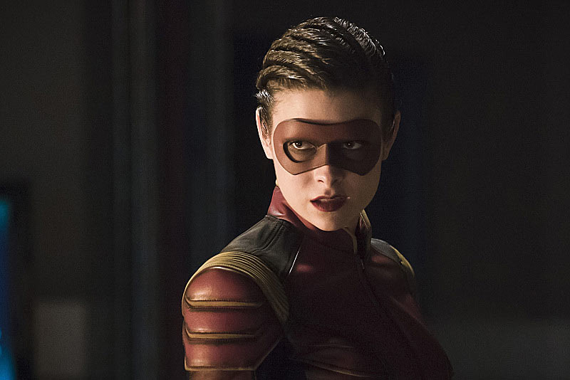 Eliza Harmon (Arrowverse)
