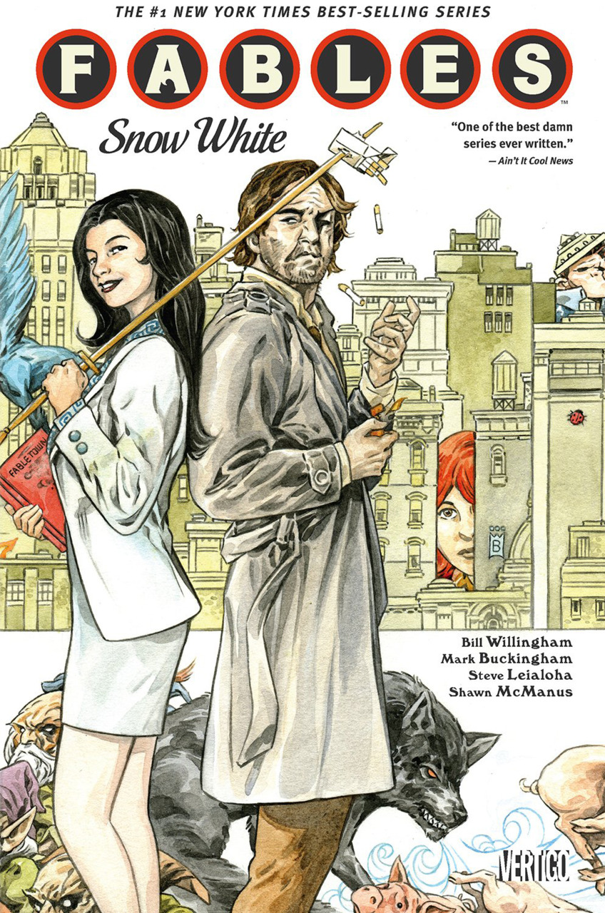 Fables: Snow White (Collected)