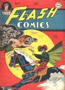 Flash Comics 73