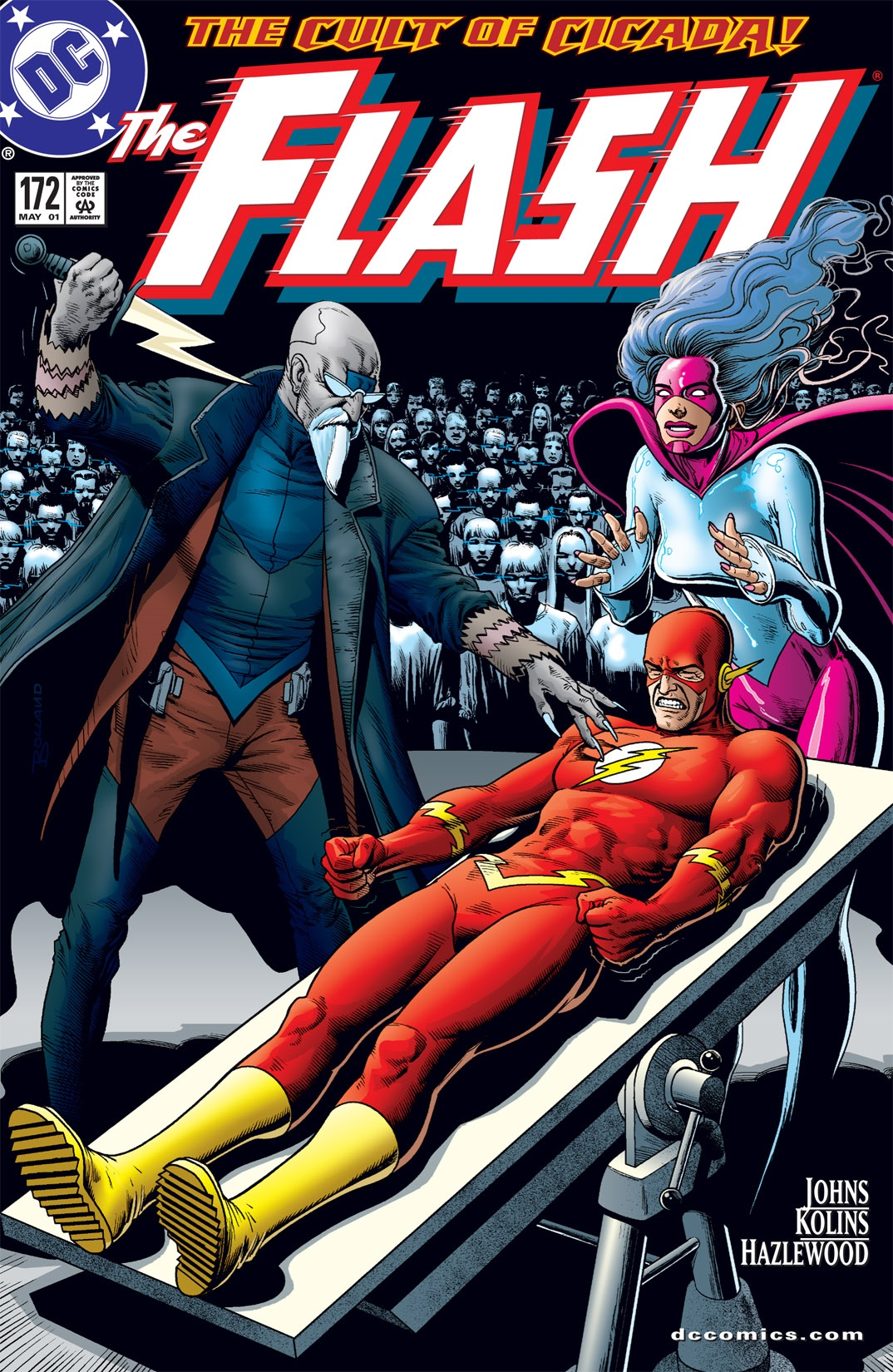 The Flash Vol 2 172