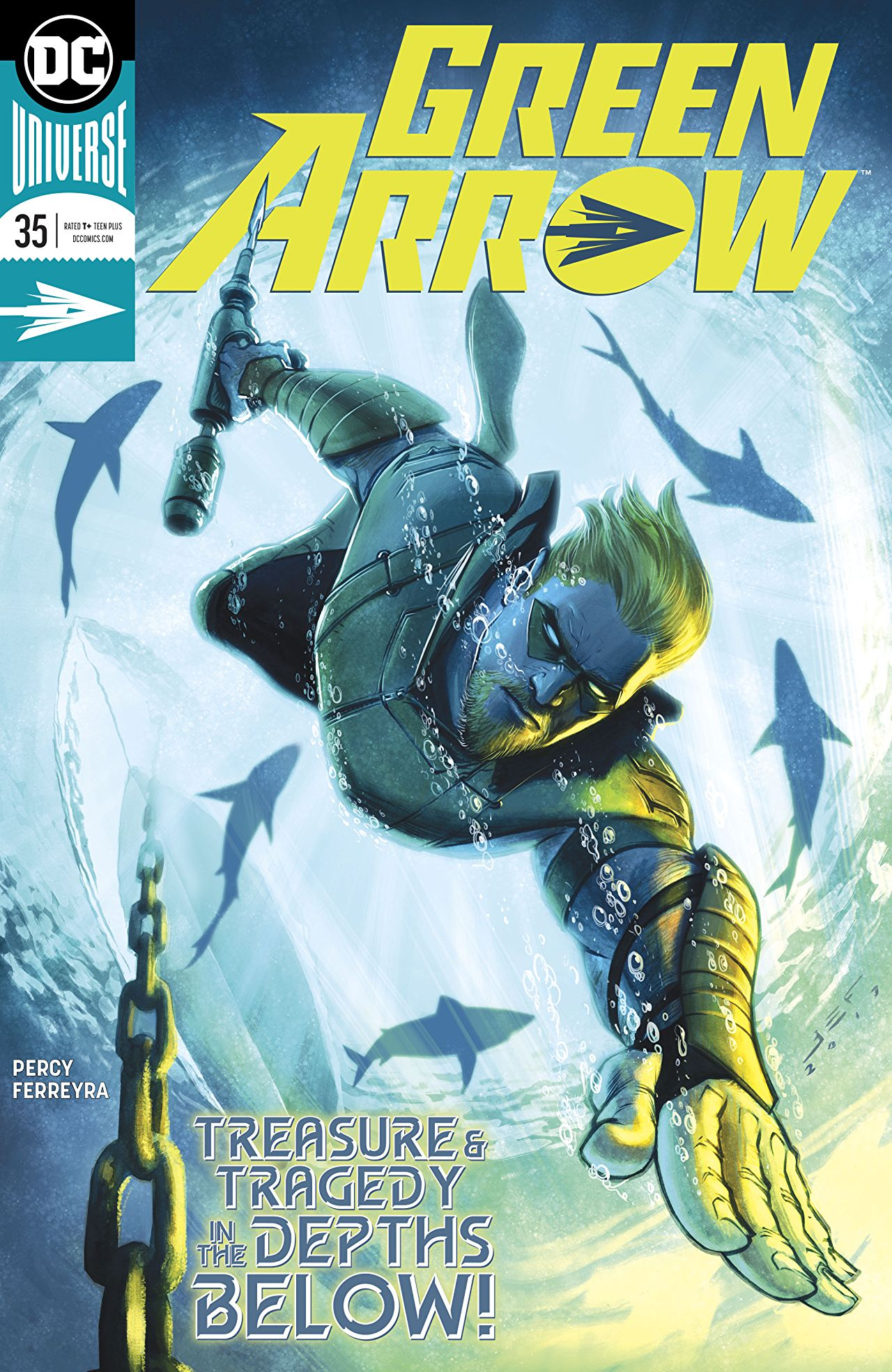 Green Arrow Vol 6 35
