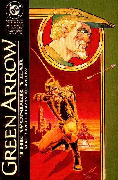 Green Arrow: The Wonder Year Vol 1 1