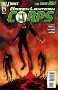 Green Lantern Corps Vol 3 2