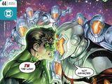 Hal Jordan and the Green Lantern Corps Vol 1 44