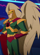 Hawkman Justice League Action 0001