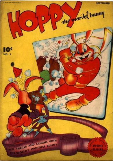 Hoppy the Marvel Bunny Vol 1 5