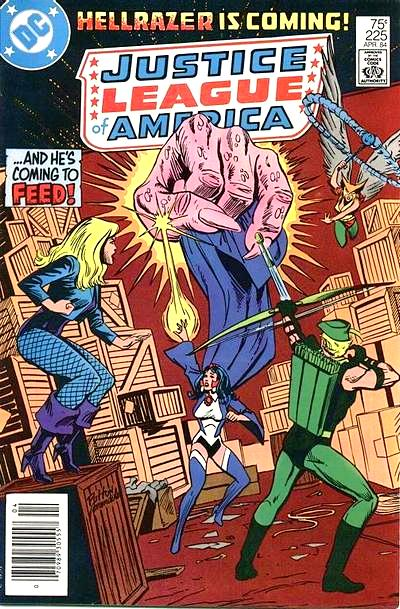 Justice League of America Vol 1 225