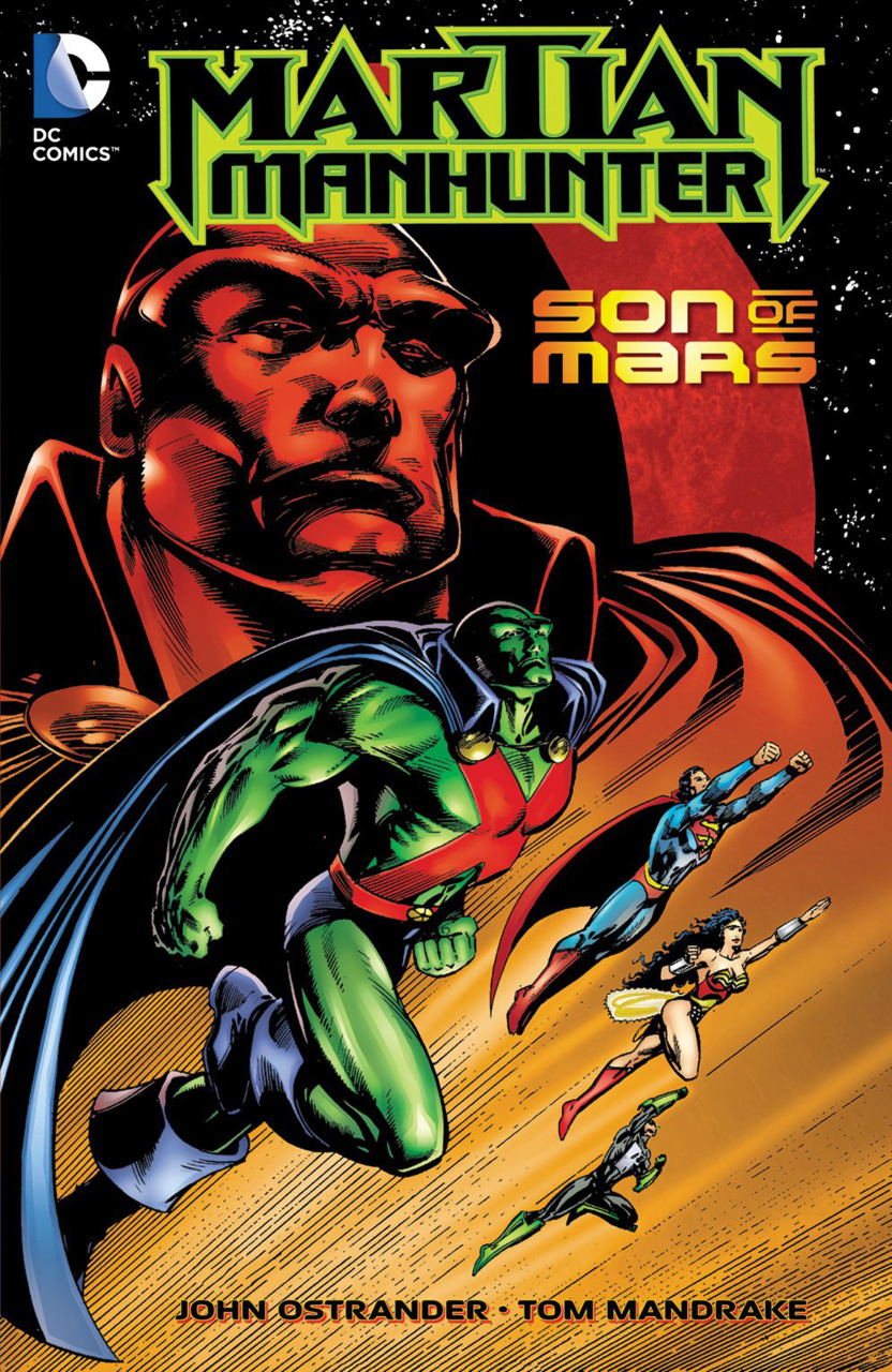 Martian Manhunter: Son of Mars (Collected)