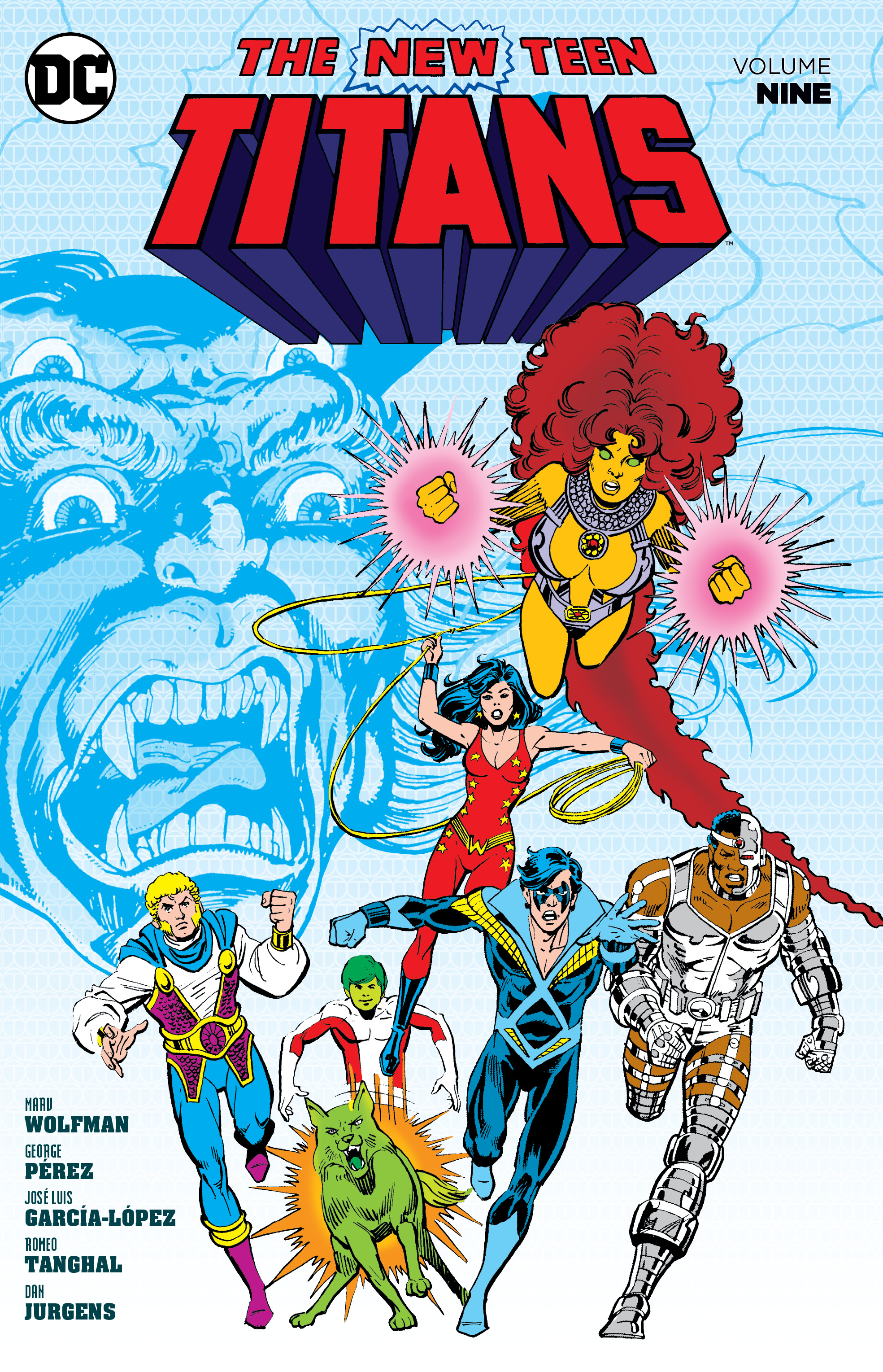 The New Teen Titans Vol. 9 (Collected)