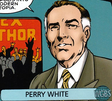 Perry White (The Nail)