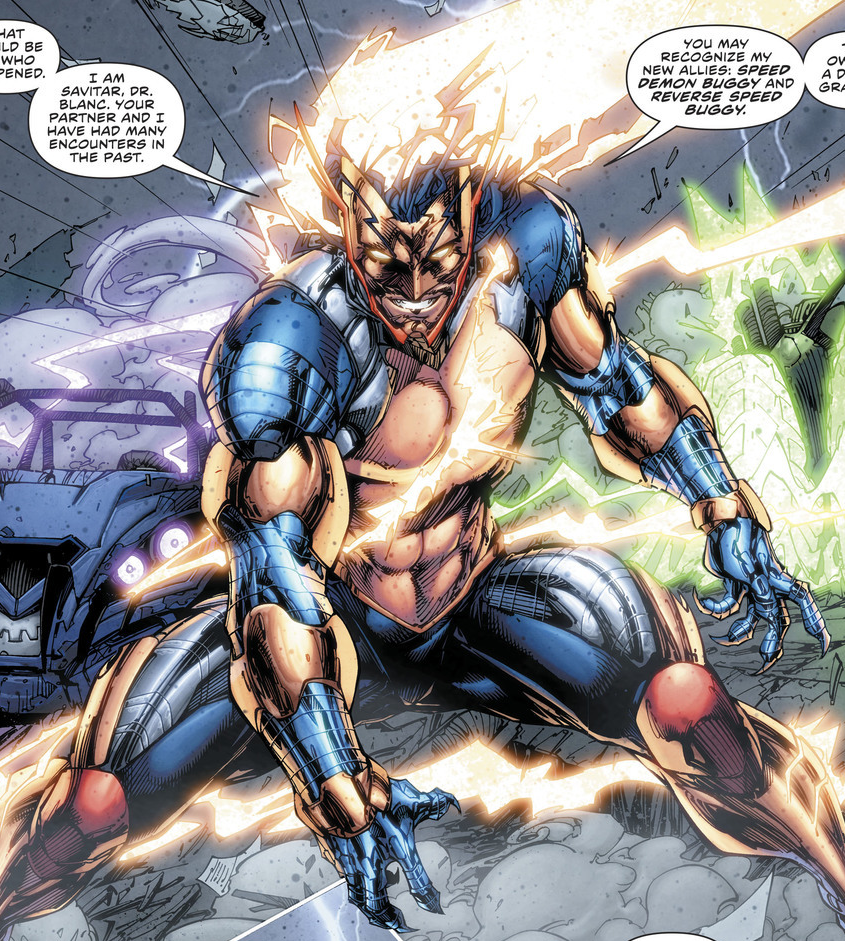 Savitar (Prime Earth)