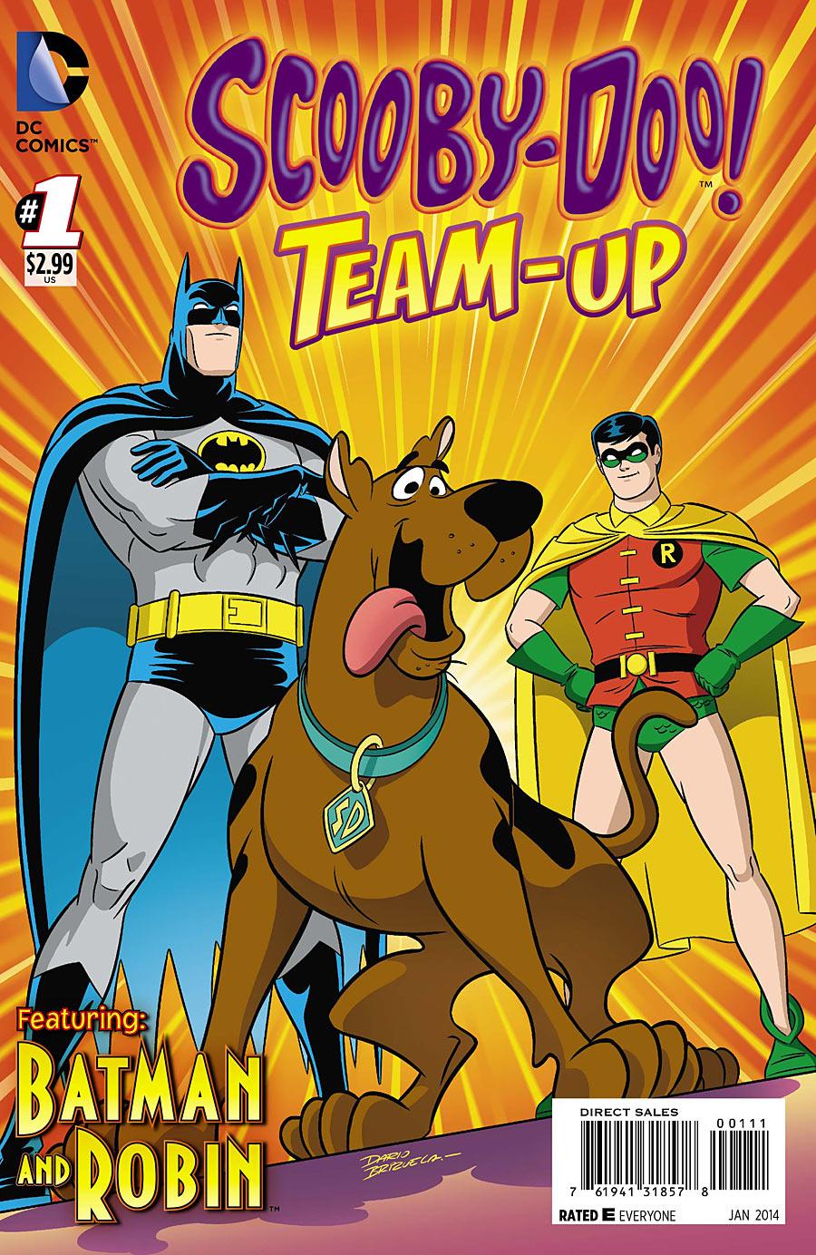 Scooby-Doo! Team-Up Vol 1