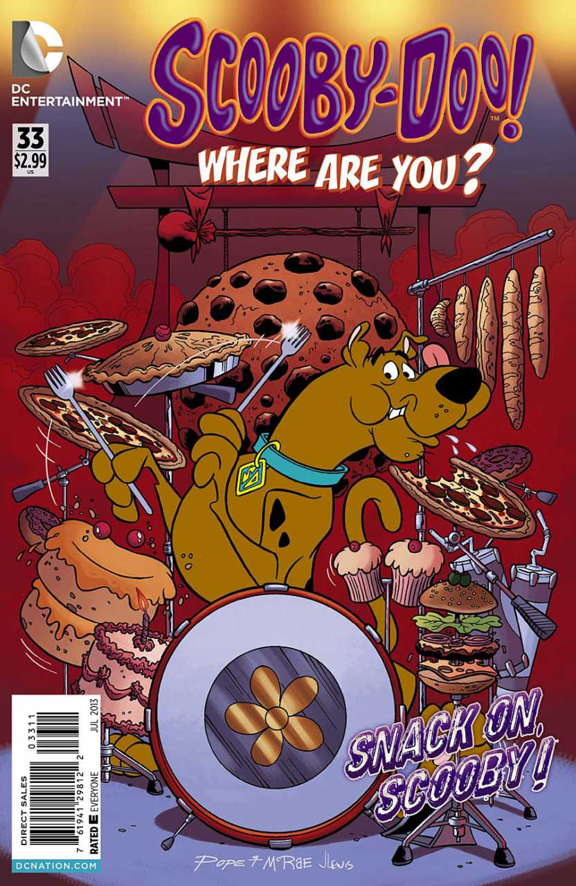Scooby-Doo, Where Are You? Vol 1 33