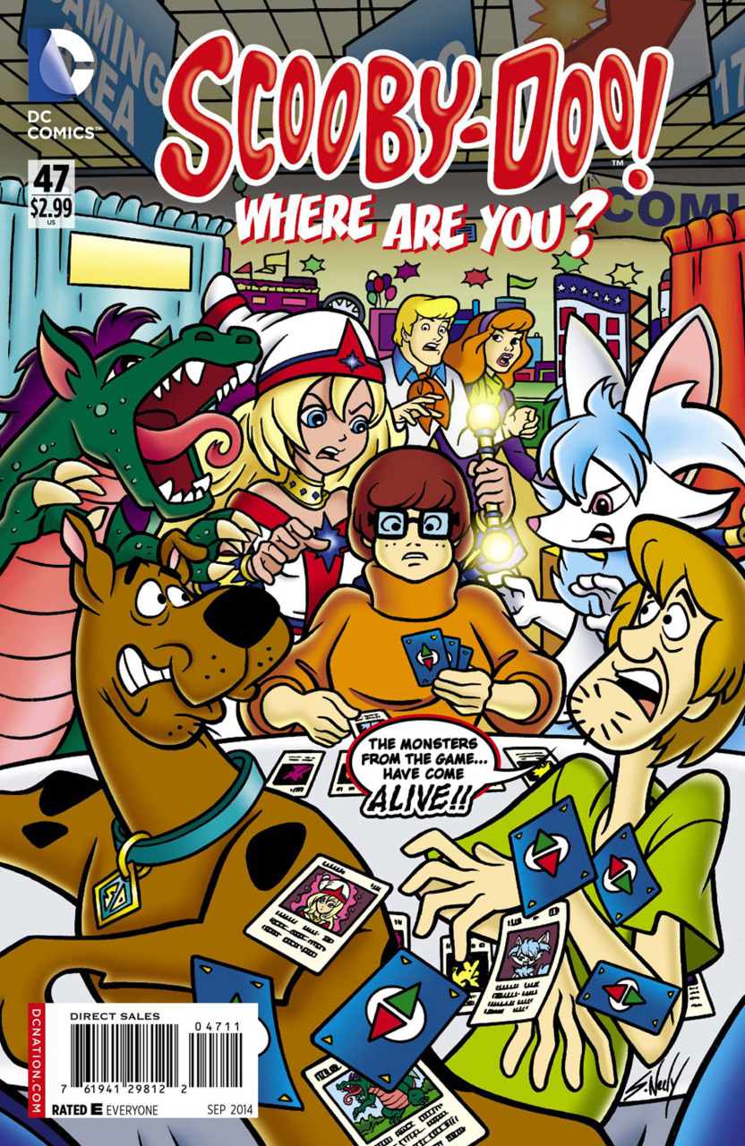 Scooby-Doo, Where Are You? Vol 1 47