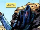 Sloth, son of Trigon (New Earth)
