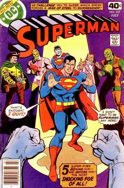 Superman Vol 1 337